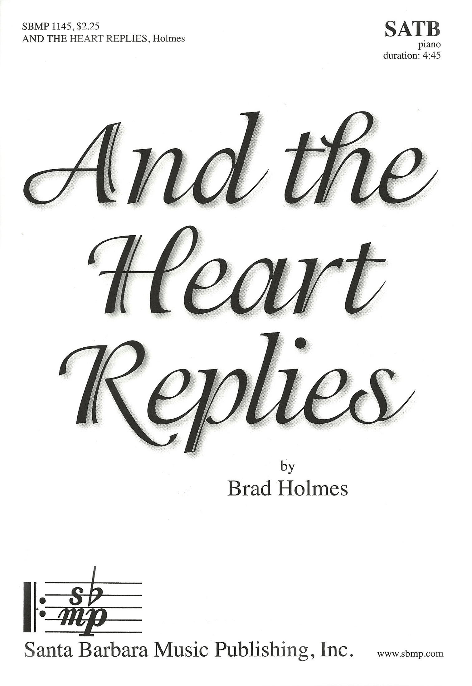 And the Heart Replies