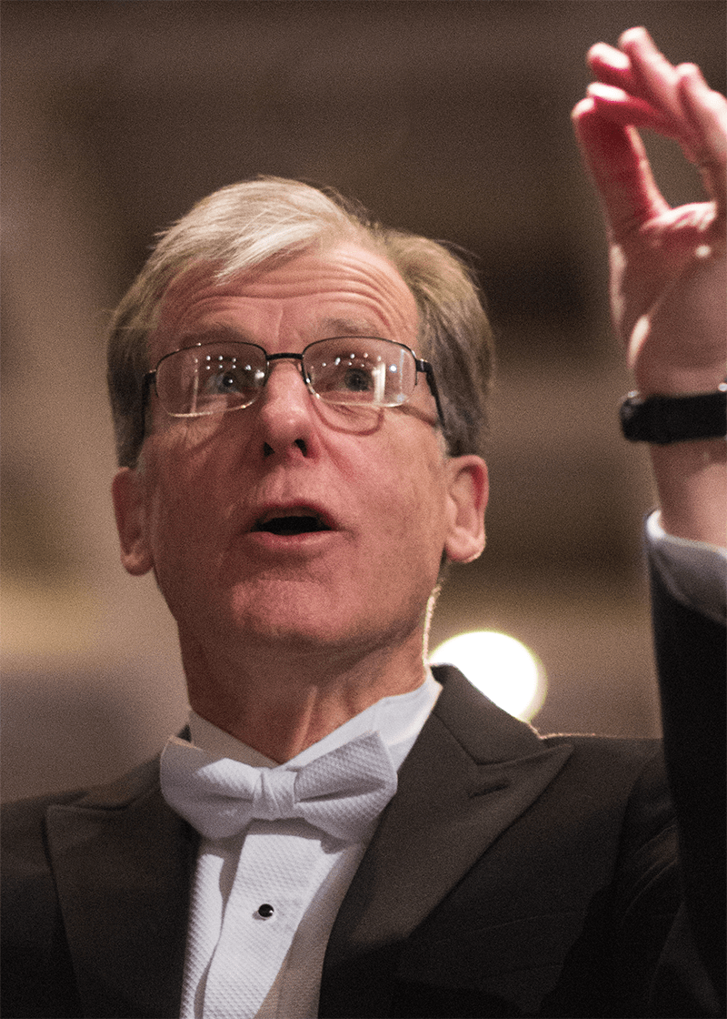 As Director of Choir Programs at Millikin University, Dr. Brad Holmes conducts the University Choir and the Millikin Men... [read more]