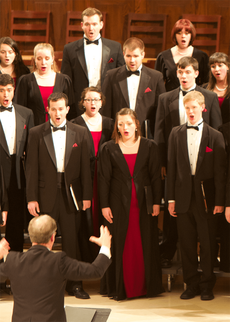 The Millikin University Choir has been at the forefront of the 'tonal diversity' movement exploring vocal approaches rooted in... [read more]