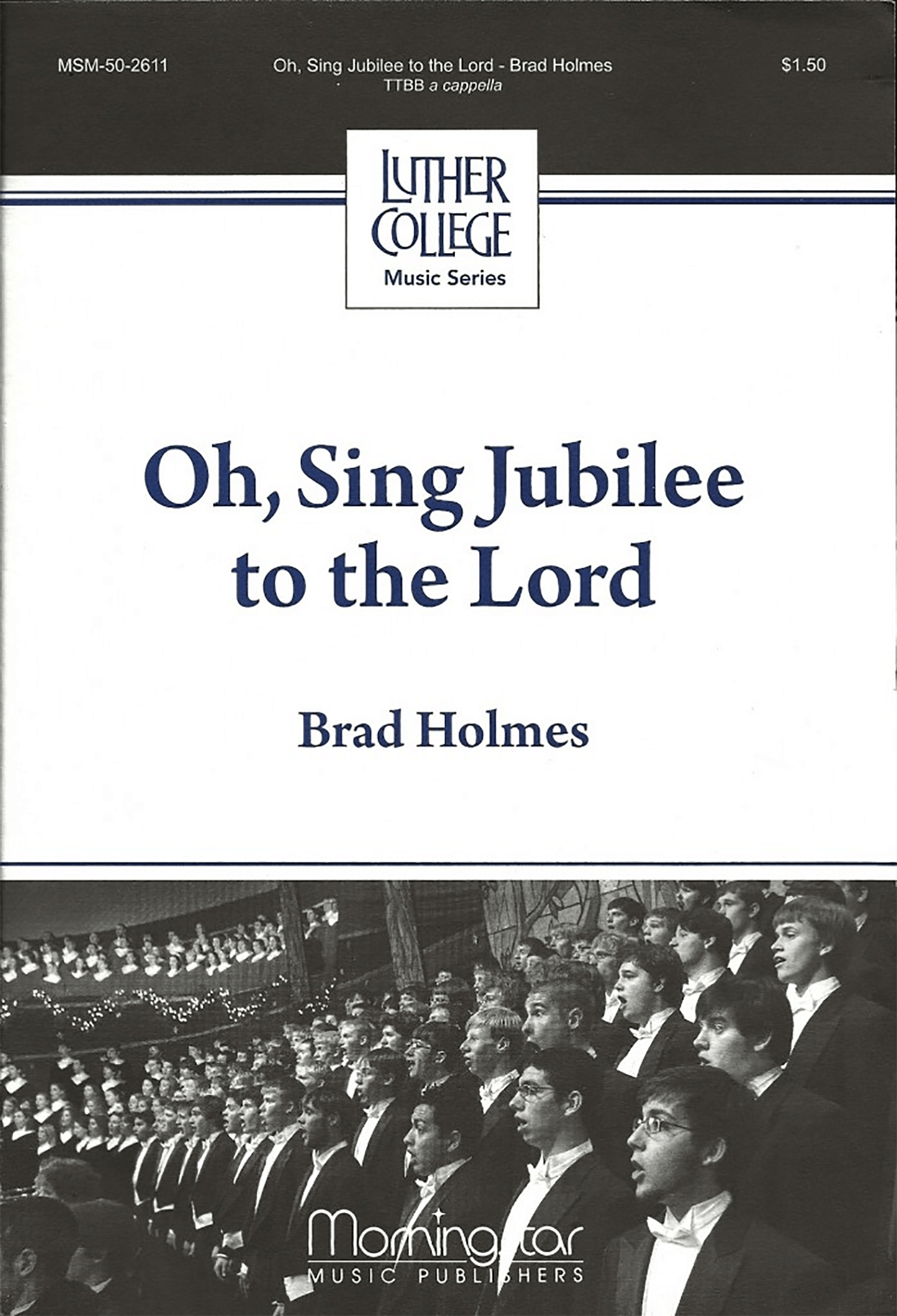 O Sing Jubilee To The Lord