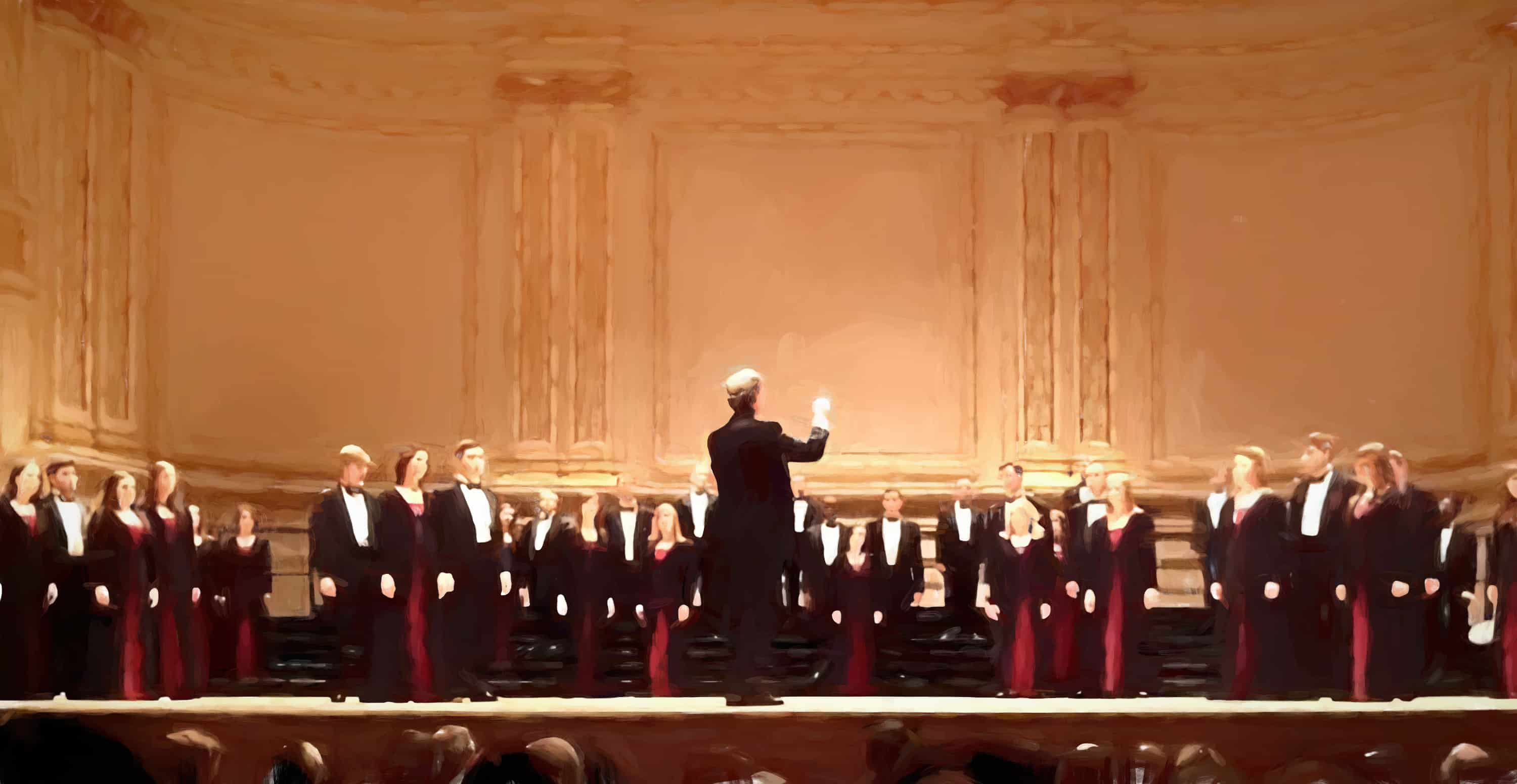 University Choir at Carnegie Hall