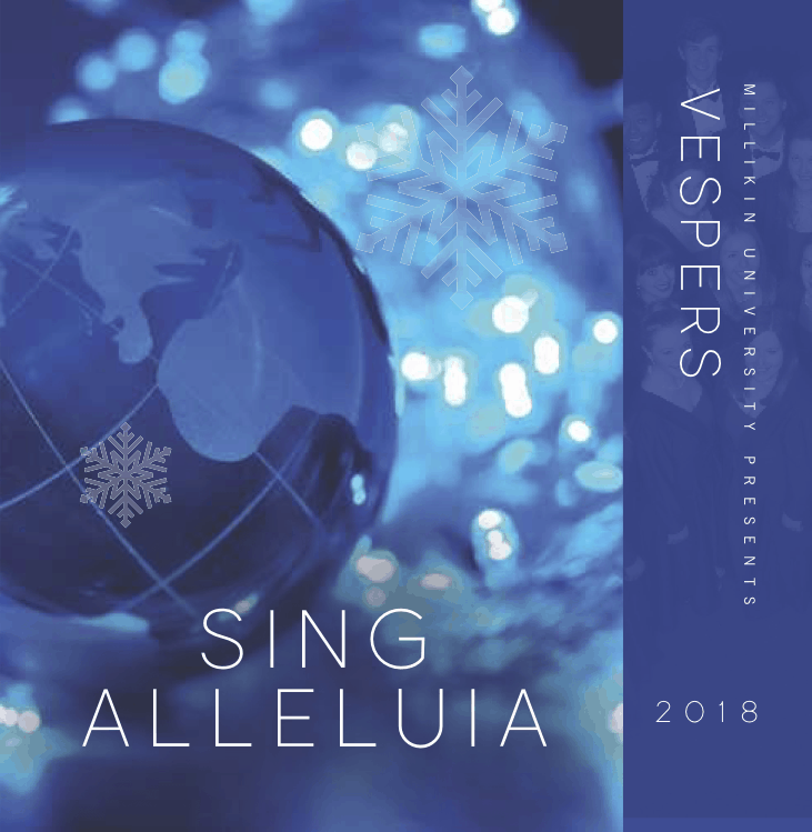 Vespers 2018 Sing Alleluia